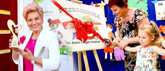 Uroczystość nadania imienia Przedszkolu nr 3 w Elblągu (+ zdjęcia)