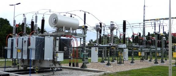Stacja elektroenergetyczna w Kątach Rybackich jak nowa