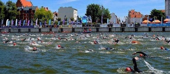 Zawody z cyklu Garmin Iron Triathlon po raz czwarty w Elblągu!