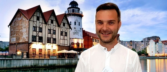 Szymon Uhryn: Jest bardzo duże zainteresowanie wycieczkami do Kaliningradu. Są teraz tańsze o 70%