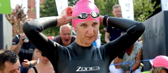 Garmin Iron Triathlon Elbląg 2019 – pływanie (+ ponad 100 zdjęć)