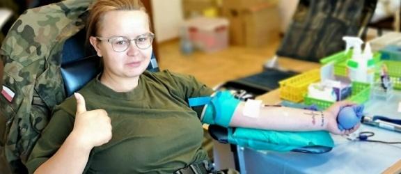 Oddali 21 litrów krwi. Ty też możesz pomóc