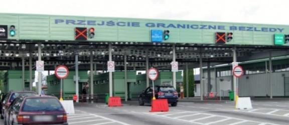 Utrudnienia na przejściu granicznym w Bezledach