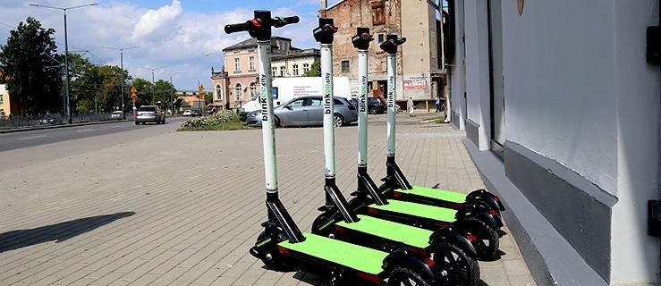 W Elblągu rozpoczęła działalność wypożyczalnia hulajnóg elektrycznych