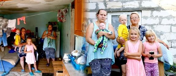 Stracili dorobek życia. Chcą uratować dom. Pomożecie? (+ zdjęcia)