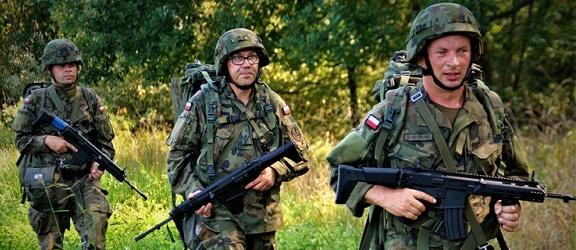 """""""Pętla taktyczna"""" w 43 batalionie lekkiej piechoty w Braniewie (+ zdjęcia)"""