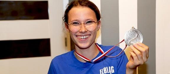 Lidia Czarnecka wywalczyła medal na mistrzostwach Polski!