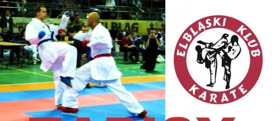 Elbląski Klub Karate zaprasza dzieci i dorosłych