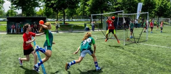Zajęcia z piłki ręcznej dla dzieci
