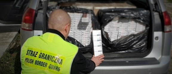 Mieszkańcy powiatu elbląskiego wpadli z kontrabandą