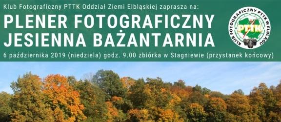 Plener fotograficzny Jesienna Bażantarnia