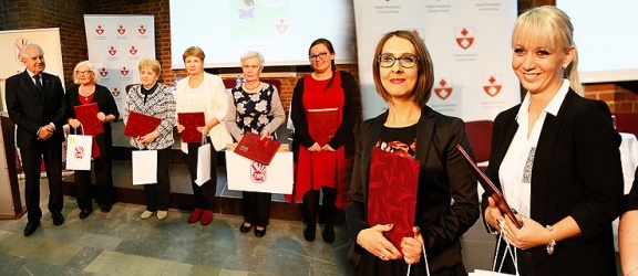 Elbląg. Wiemy, kto został wyróżniony podczas konferencji ZNP i Ligi Kobiet Polskich (+ zdjęcia)