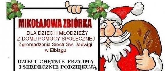 Wyjątkowa akcja dla wyjątkowych dzieci. Zbiórka Miejskiego Centrum Wolontariatu w Elblągu
