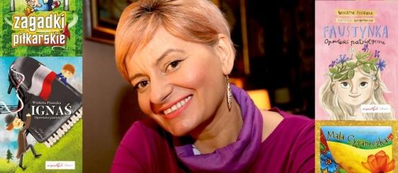 Poznajcie bliżej autorkę bestsellerów z Elbląga! Nasz wywiad z Wiolettą Piasecką [Konkurs!]