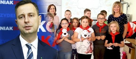 Władysław Kosianiak-Kamysz: Edukacja w Elblągu jest w XXI wieku