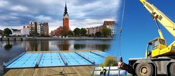 Na rzece Elbląg powstaje nowoczesna baza sportów wodnych! (+ zdjęcia)