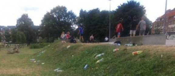 Nasza Czytelniczka: Śmieci - to jest codzienny widok tego lata... niestety