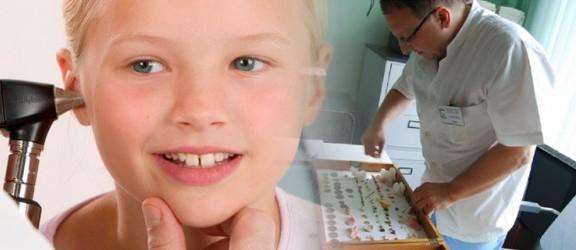Co lekarze znajdują w dziecięcych nosach, uszach i przełykach?