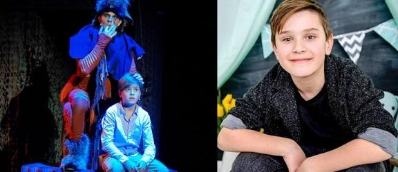 Wielki sukces Marcelego Józefowicza! Wychowanek MDK gra główną rolę w Teatrze Muzycznym w Gdyni