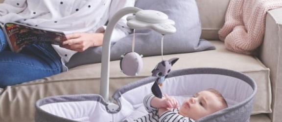 Jak wybrać leżaczek dla dziecka?