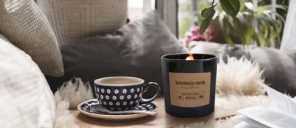 Przegląd najpiękniejszych zapachów świec