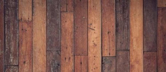 Pomysł na stylową podłogę - parkiet przemysłowy