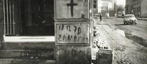 Grudzień 70. Zamordował elblążanina i nie został ukarany. Władzy nie zależało na prawdzie