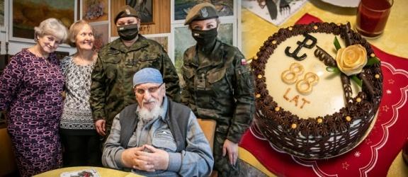 88 urodziny powstańca warszawskiego (+ zdjęcia)