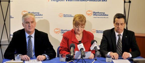 PO wskaże kandydata na prezydenta i szefa partii. Dziś zjazd powiatowy Platformy