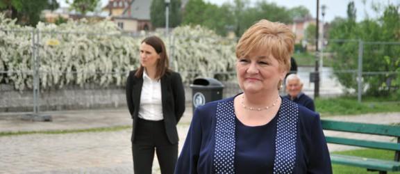 Elżbieta Gelert przeprasza elblążan i zapowiada nową jakość w PO