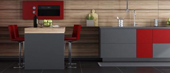 Czerwony akcent w Twojej kuchni - małe AGD marki SMEG