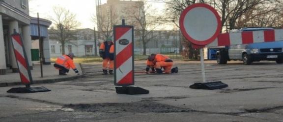 Rozpoczęła się przebudowa ul. Janowskiej
