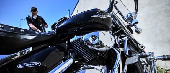Motocykle opanowały Tolkmicko. Międzynarodowy Zlot Motocyklowy (foto, video)