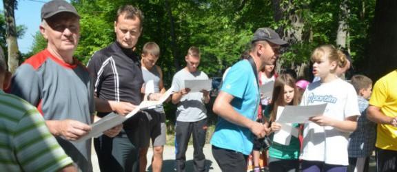 XV Mistrzostwa Elbląga w biegach na orientację wygrali...