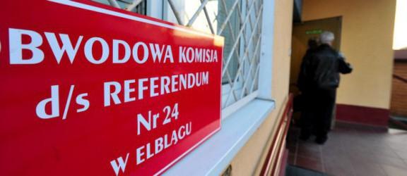 Referendum także w Olsztynie. Zaczęto zbierać podpisy