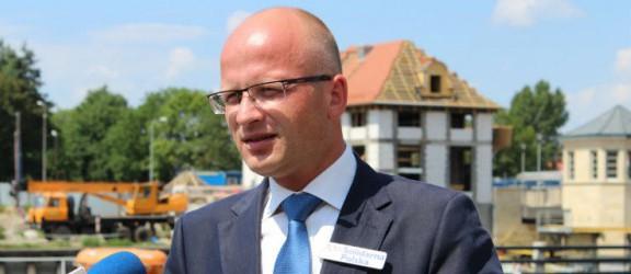 Paweł Kowszyński: Przemysł stoczniowy i turystyka wodna to szansa dla Elbląga