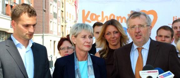 Marek Siwiec: Poparcie Białkowskiej przez prezydenta Kwaśniewskiego to nie jest lipa