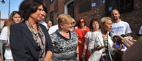 Kolejne parlamentarzystki PO poparły Elżbietę Gelert