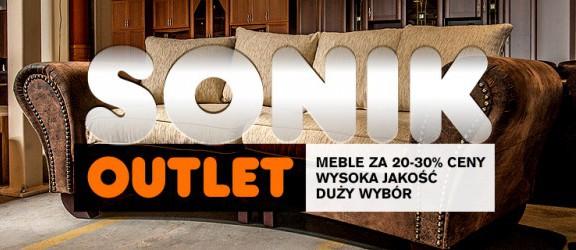 Outlet Meblowy Sonik... jak kupić meble wysokiej jakości za 20-30% wartości ?