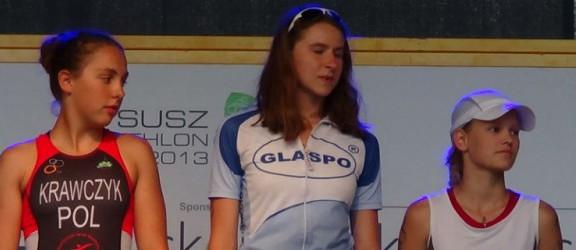 Elblążanka na podium w Mistrzostwach Polski w triathlonie