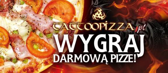 Pyszny konkurs z TattooPizza! 10 pizz do wygrania!