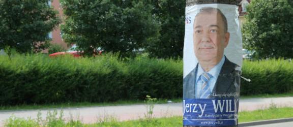 Plakaty wyborcze w mieście - jeszcze tylko przez miesiąc?