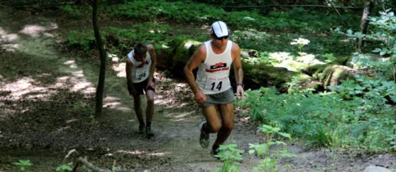Ekstremalni biegacze zawładnęli dziś Bażantarnią