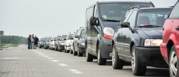 Rekordowy ruch na granicy z Obwodem Kaliningradzkim