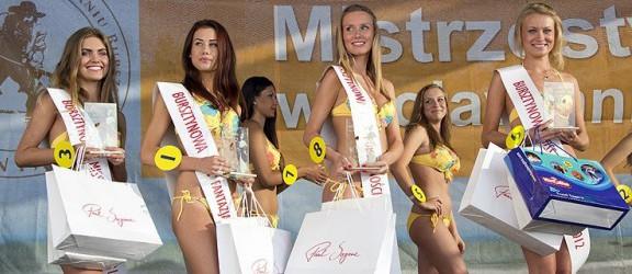 Alicja Kula Bursztynową Miss Polski w Jantarze