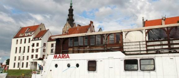 Statek restauracja na rzece Elbląg na sprzedaż