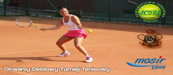 Towarzystwo Tenisowe Score zaprasza na deblowy turniej tenisowy