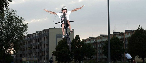Dziś w skateparku pierwsze zawody rowerowe BMX