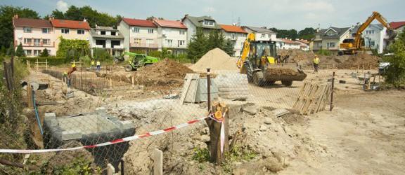 Nad Jarem ruszyła budowa Biedronki?