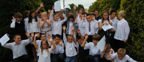Rozwijać miłość do nauki - projekt w szkole w Rogajnach